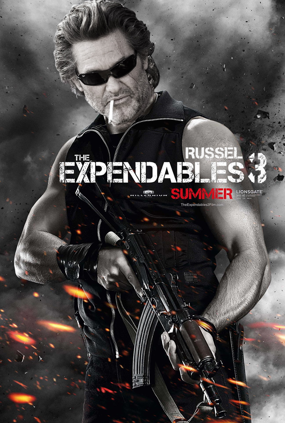 film review the expendables 3