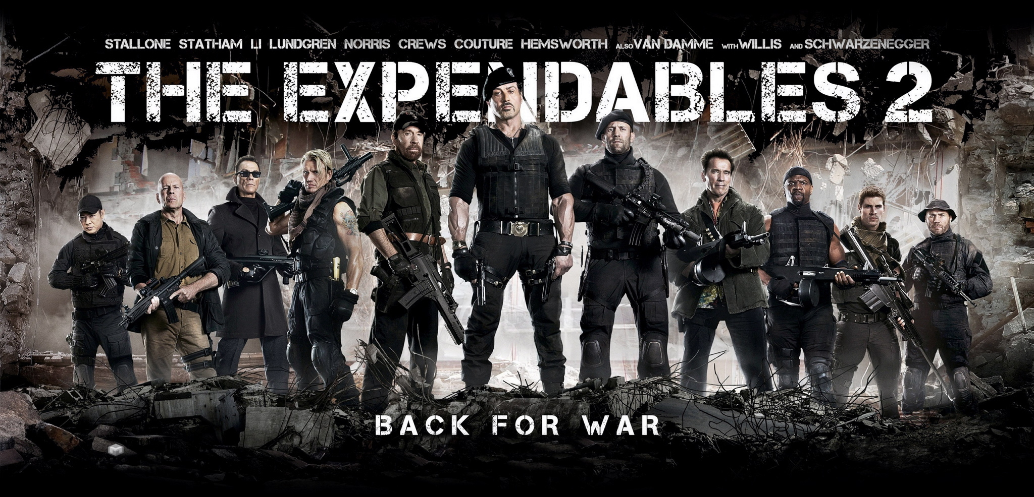 film review: the expendables 3