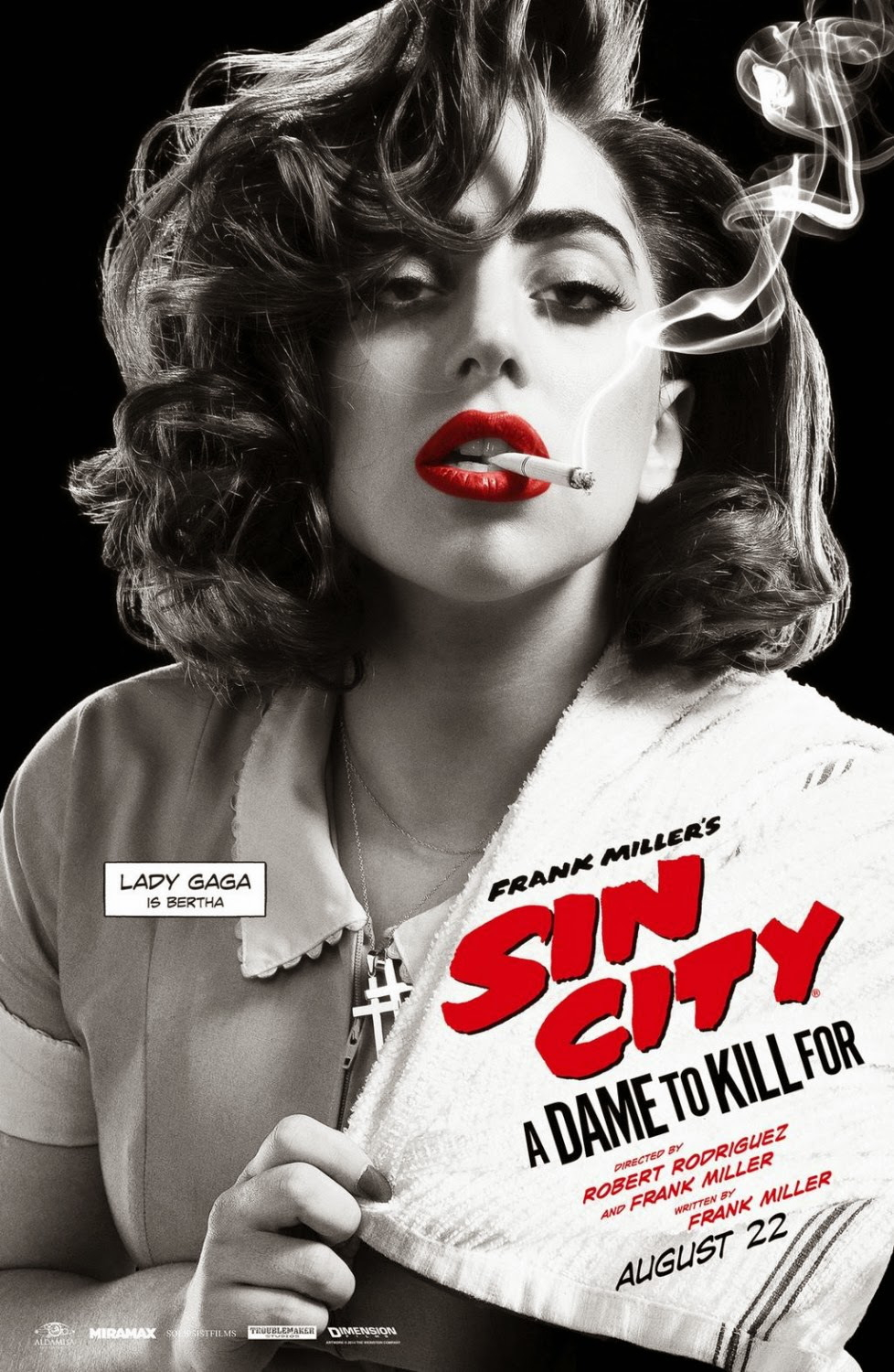 Film Review: Sin City: A Dame To Die For